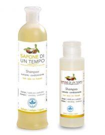 shampoo nutriente condizionante sapone di un tempo