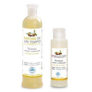 Shampoo nutriente condizionante