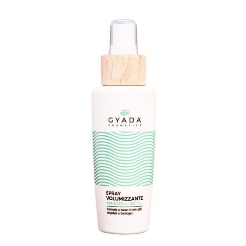 Spray volumizzante per capelli sottili