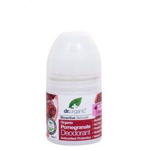deodorante al melograno dr organic