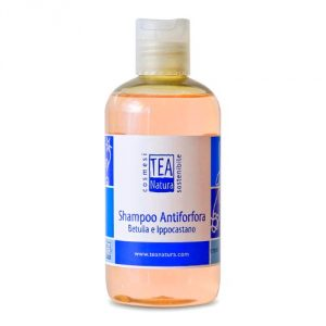 shampoo antiforfora tea natura