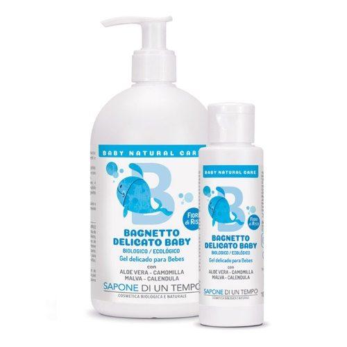 Detergente delicato Baby corpo