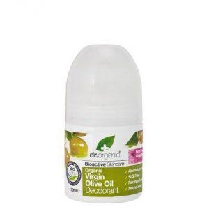 deodorante oliva dr organic
