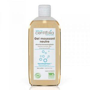 Gel detergente neutro ipoallergenico