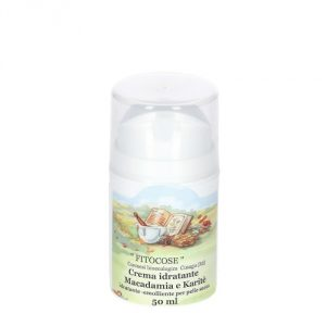 Crema idratante Macadamia e Karité