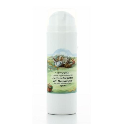 latte detergente hamamelis fitocose