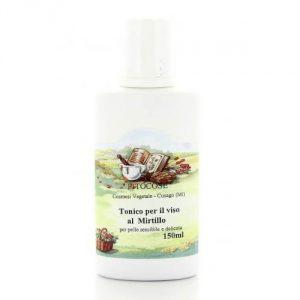 Tonico al Mirtillo per pelli sensibili, reattive o couperose