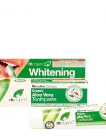 Dentifricio sbiancante all'Aloe Vera