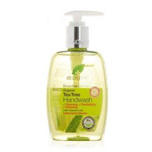 Detergente mani al Tea Tree
