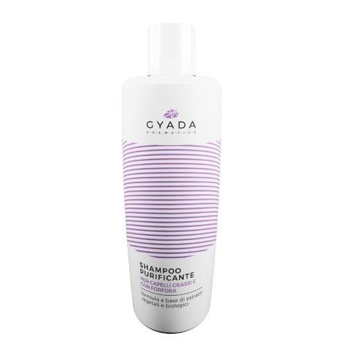 Shampoo purificante per capelli grassi e con forfora Gyada Cosmetics