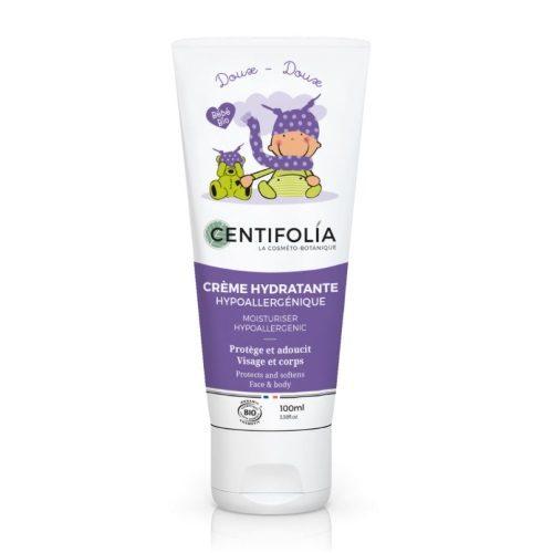 Crema idratante ipoallergenica per viso e corpo