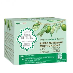 burro nutriente multifunzione hanorah bio