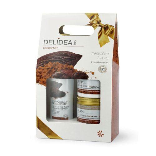 Cofanetto Irresistibile Cacao Delidea