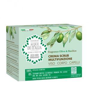 Crema scrub multifunzione – Acque d'Italia