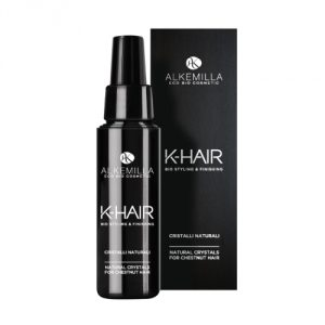 Cristalli naturali K-HAIR per capelli Alkemilla
