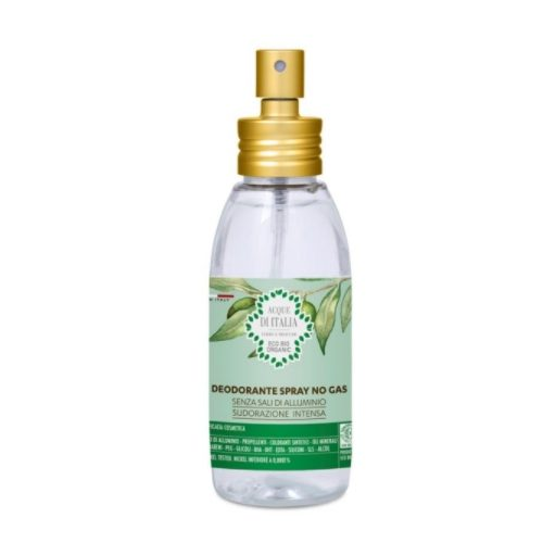 Deodorante Spray no gas – Acque d'Italia