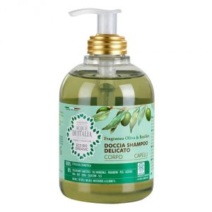 doccia shampoo delicato hanorah bio