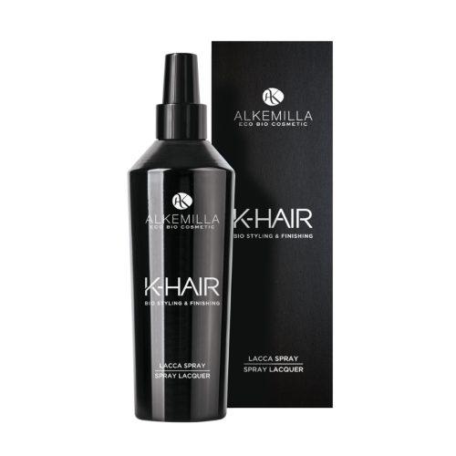 Lacca eco bio K-HAIR per capelli Alkemilla
