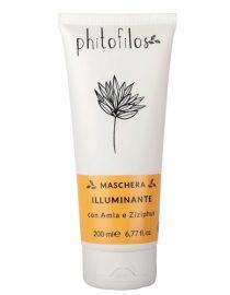 maschera illuminante phitofilos