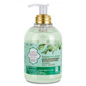 olio detergente hanorah bio