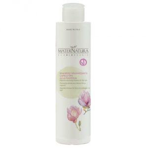 Shampoo volumizzante alla Magnolia capelli fini