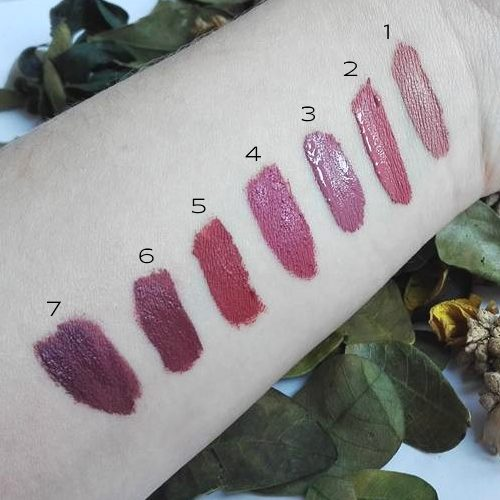 Lip Tint PuroBio in 7 colorazioni