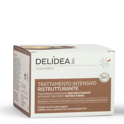 Trattamento intensivo ristrutturante Macadamia e Mandorla Delidea