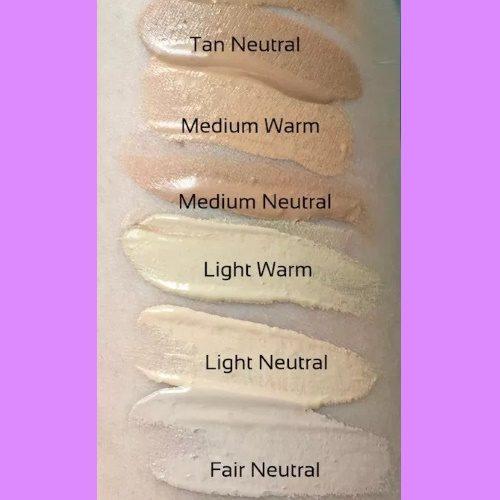 Fondotinta Creamy Comfort Neve Cosmetics