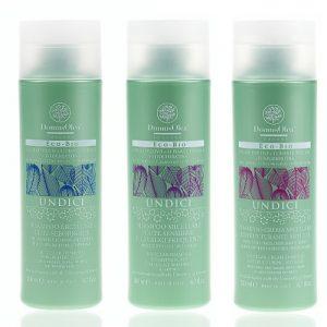 Shampoo micellare in 3 versioni