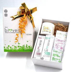 Biovera Set cura corpo