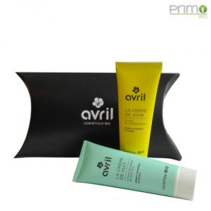 Set 2 creme viso eco bio