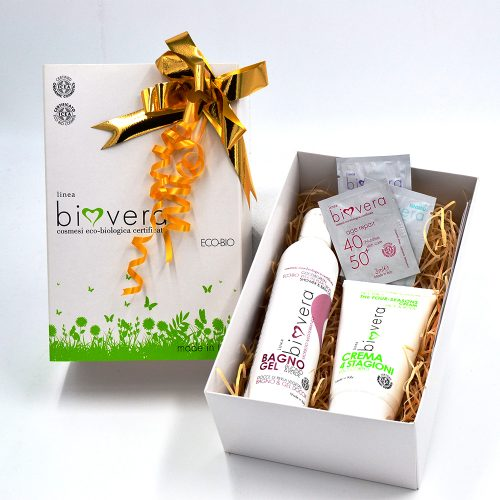 Biovera Kit Bagnoschiuma e Crema