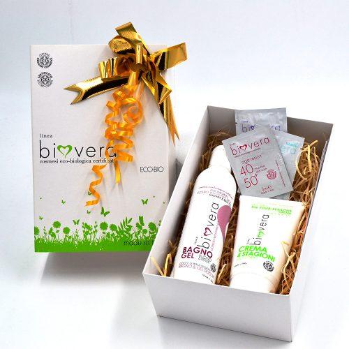 Biovera Kit Bagnoschiuma e Crema