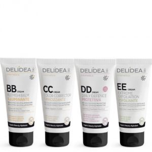 BB Cream – CC Cream – DD Cream – EE Cream Organic Alphabet