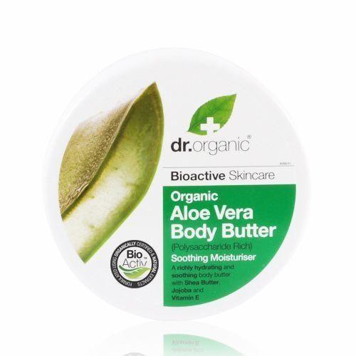 Burro Corpo Aloe Vera Dr Organic
