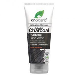 Detergente Viso Carbone Attivo Dr Organic