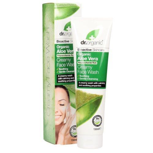 Detergente Viso Aloe Vera Dr Organic