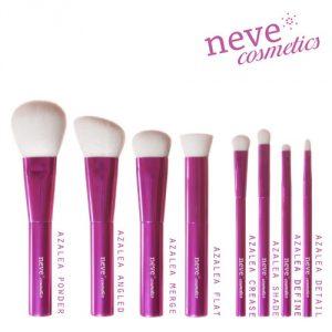 Pennelli Azalea Neve Cosmetics