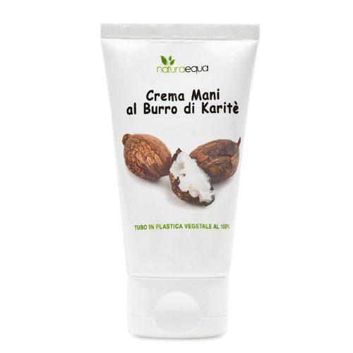 crema mani al burro di karité