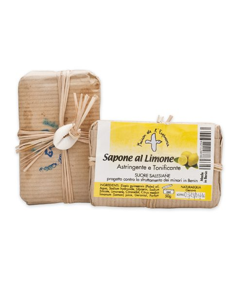 Saponi equosolidali Made in Africa
