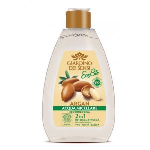 Acqua micellare eco biologica Argan