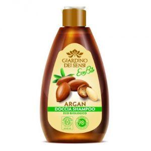 Doccia Shampoo eco biologico Argan