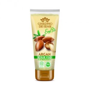 Scrub viso eco biologico Argan