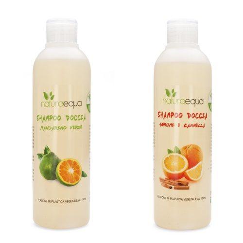 Shampoo doccia in 2 versioni