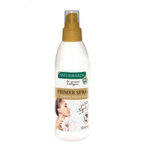 primer spray idratante naturaverde bio