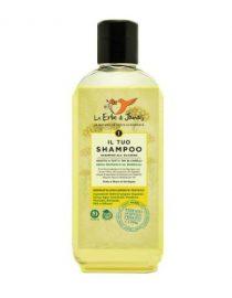 shampoo all'elicriso le erbe di janas primobio
