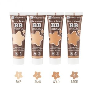 BB Cream La Saponaria Like a dream