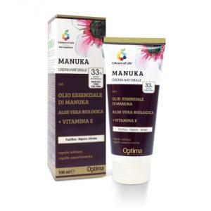 Crema Manuka al 33%