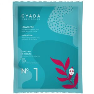 Maschere in tessuto Gyada Cosmetics
