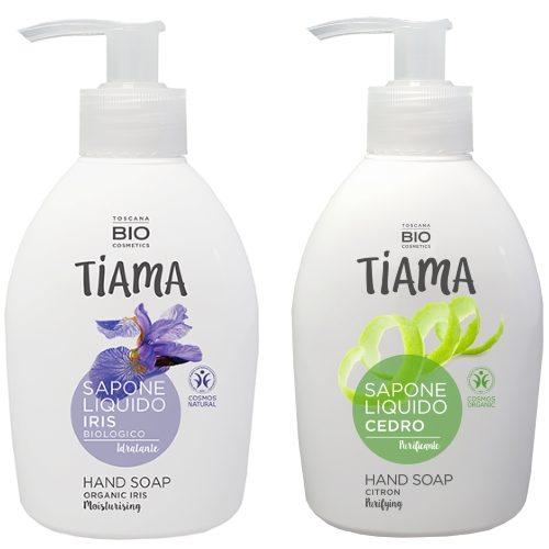 Sapone liquido Iris / Cedro